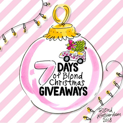 7 DAYS OF BLOND CHRISTMAS GIVEAWAYS