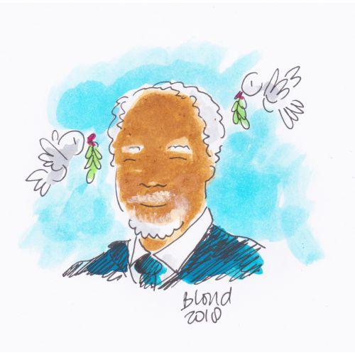 Kofi Annan 1938-2018