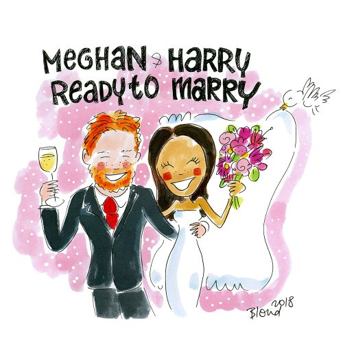 Meghan & Harry ready to marry!