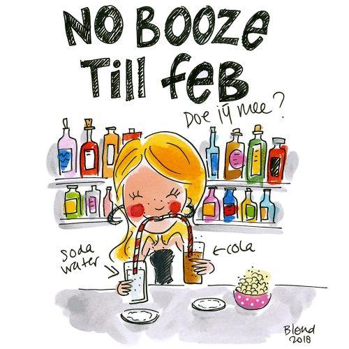 Dry January!