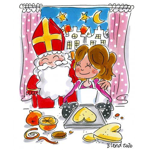 Sinterklaas gedichtje