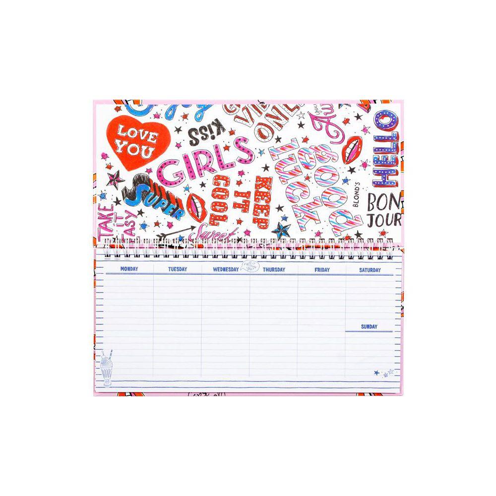 14900219 BTS Deskplanner 2