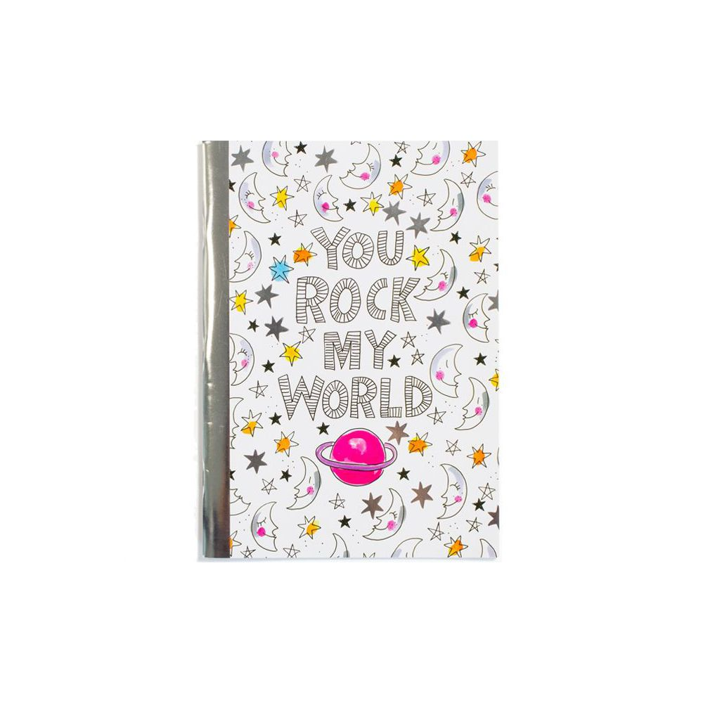 14.95.0028-SCHOOL-UNIVERSE-BLOND EXERCISE BOOK A4 10 MM0