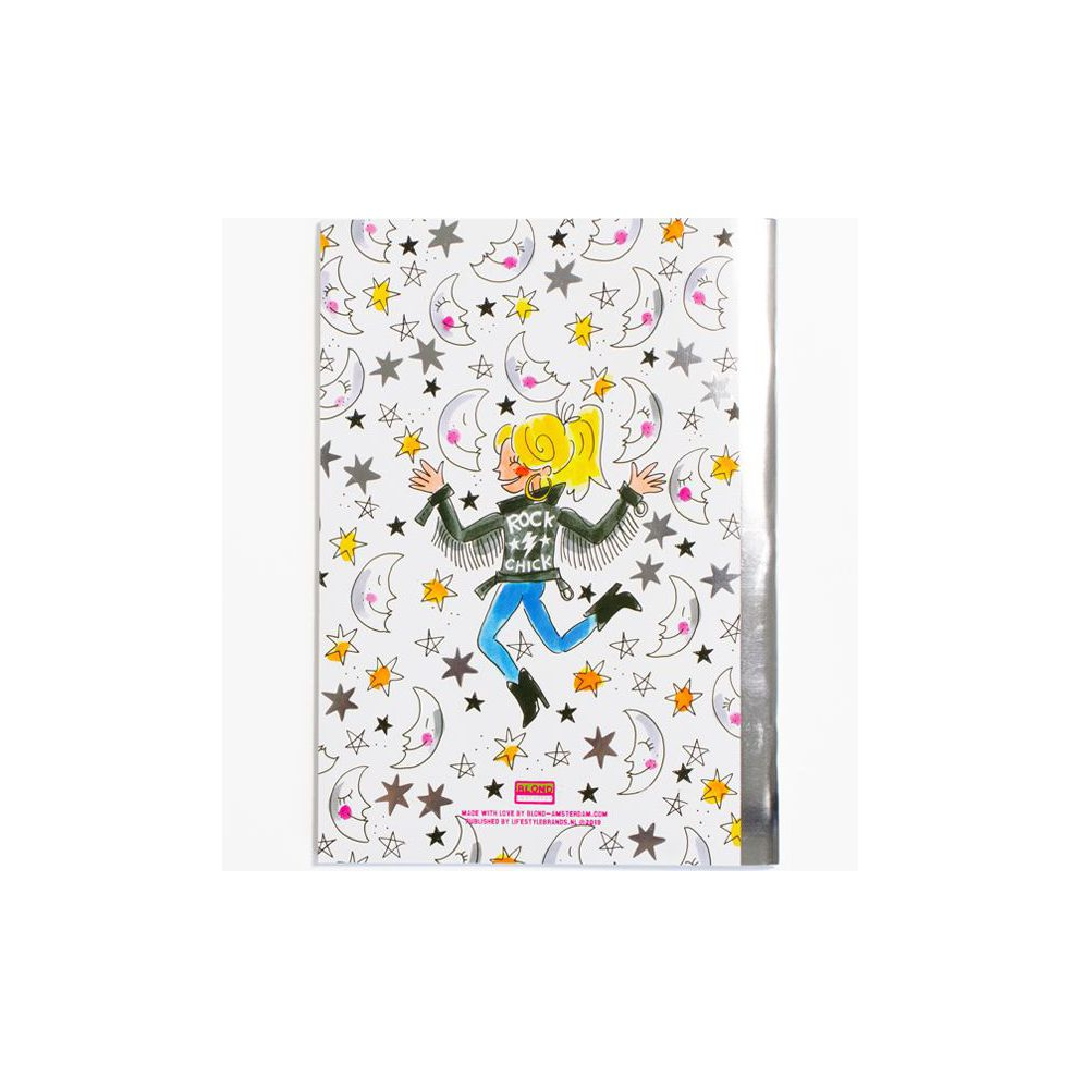 14.95.0028-SCHOOL-UNIVERSE-BLOND EXERCISE BOOK A4 10 MM1