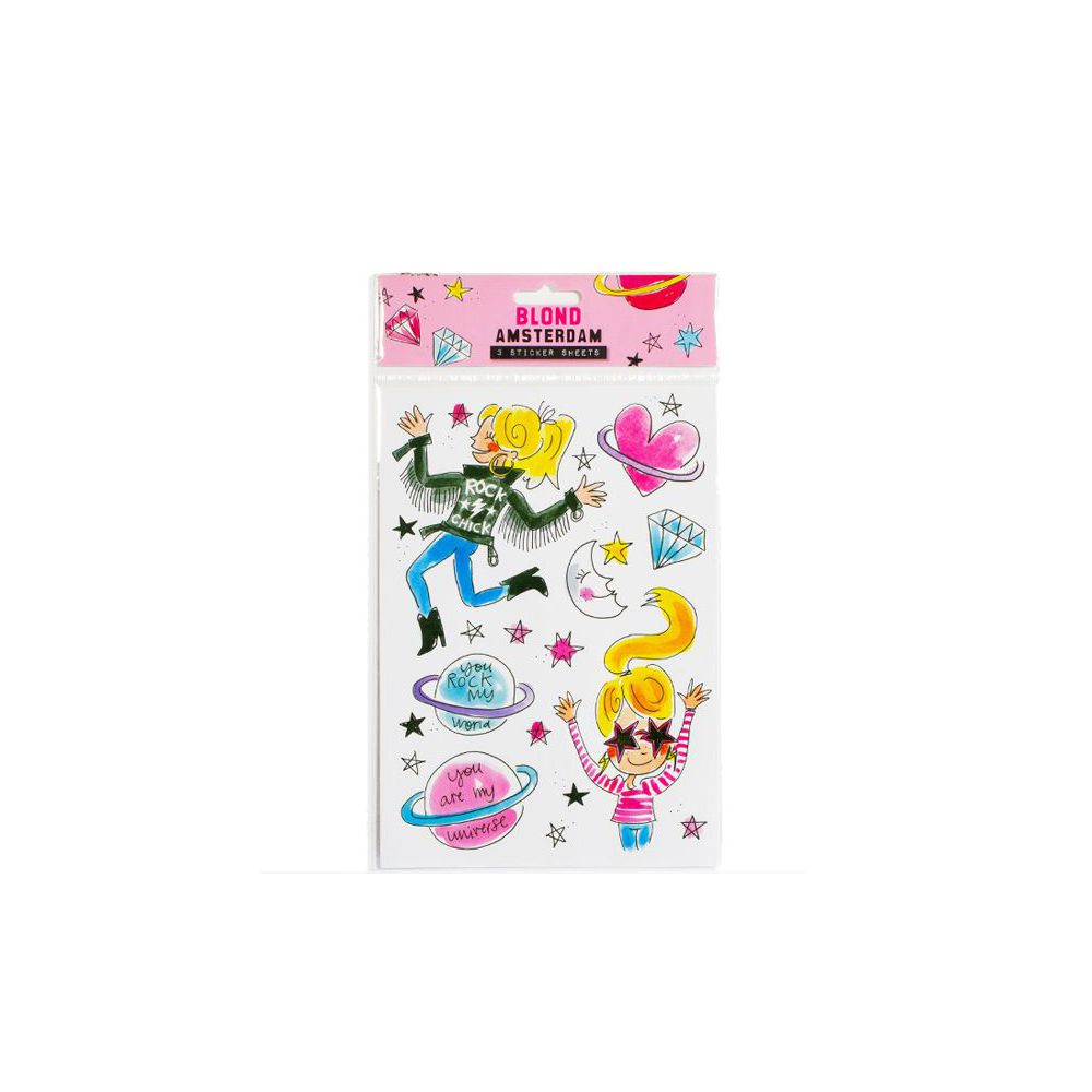 14.95.0039-SCHOOL-UNIVERSE-BLOND STICKERS0