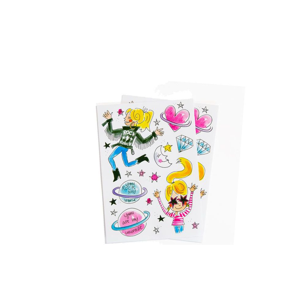 14.95.0039-SCHOOL-UNIVERSE-BLOND STICKERS1