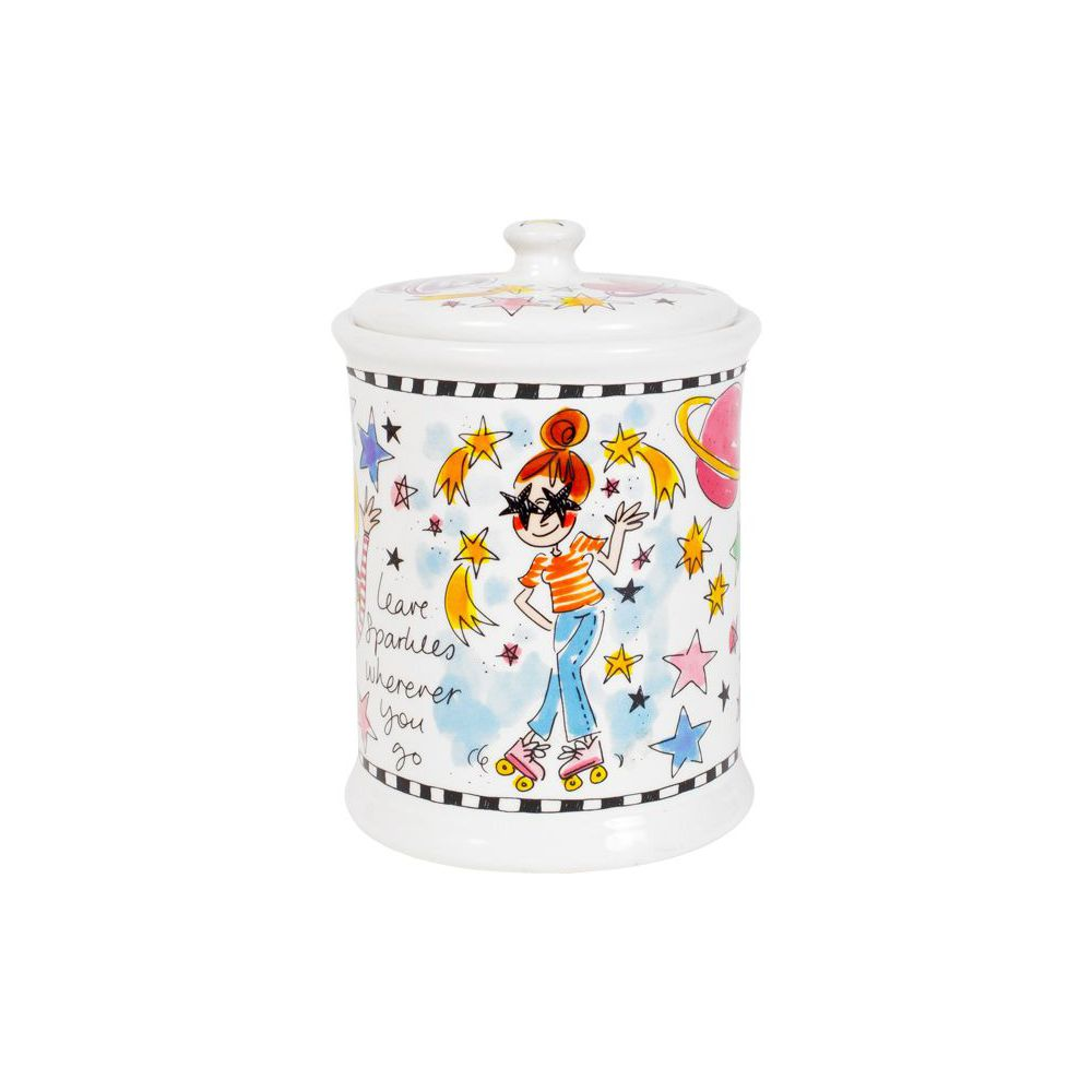 14.95.0040-SCHOOL-UNIVERSE-BLOND STORAGE JAR1