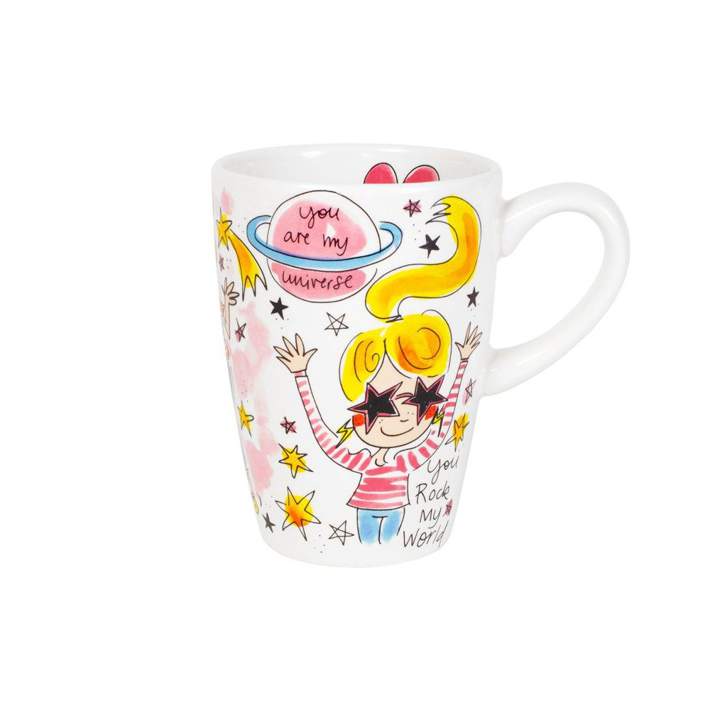 14.95.0041-SCHOOL-UNIVERSE-BLOND MUG XL0