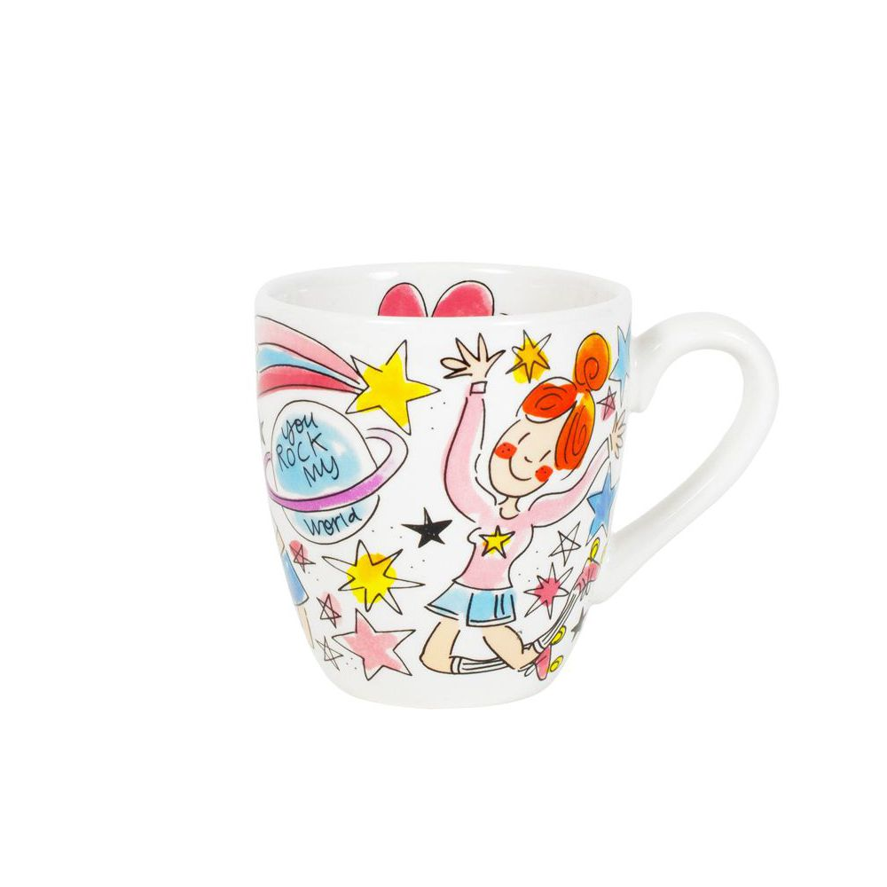 14.95.0190-SCHOOL-UNIVERSE-BLOND MINI MUG0