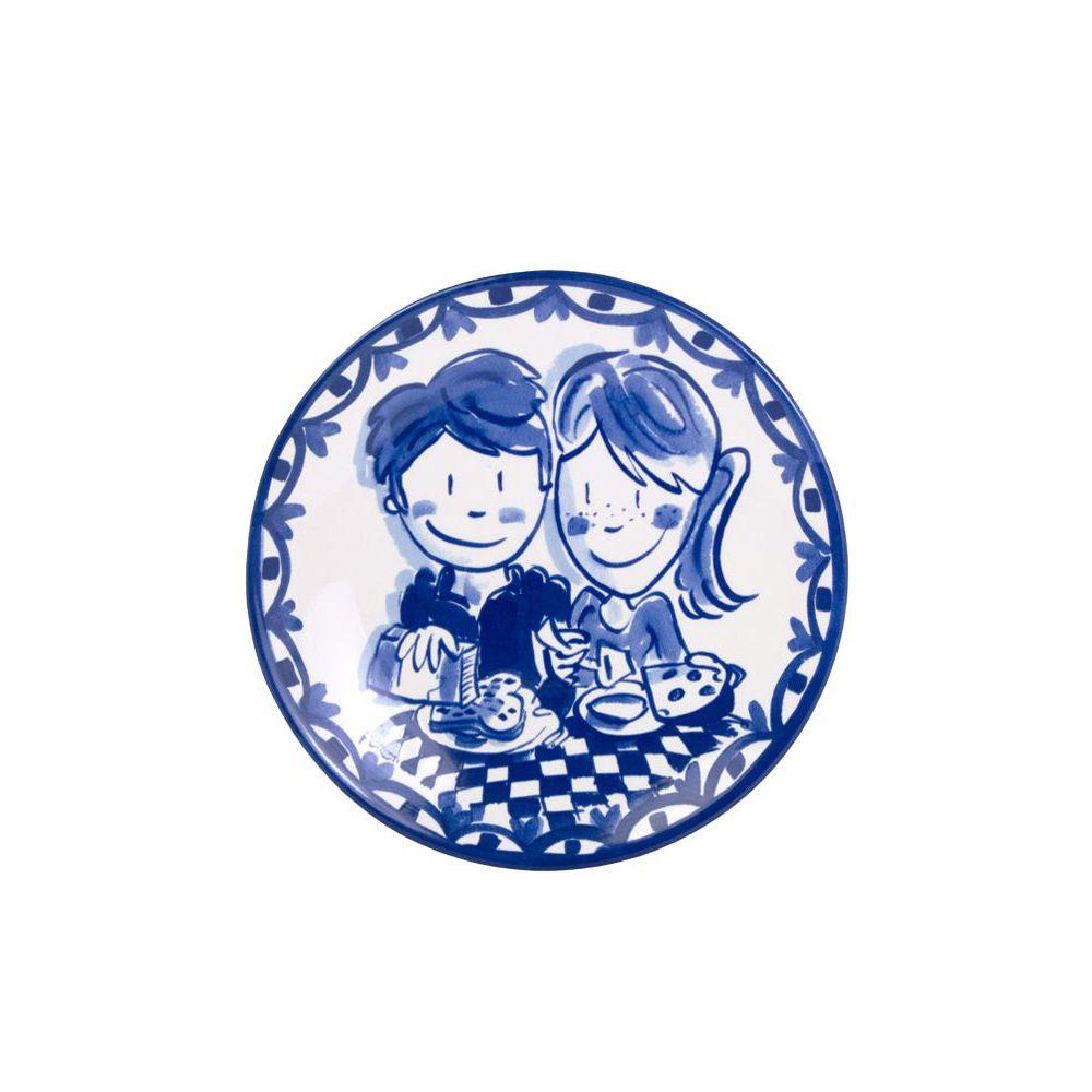 160656-Ontbijtbord-jongenmeisje