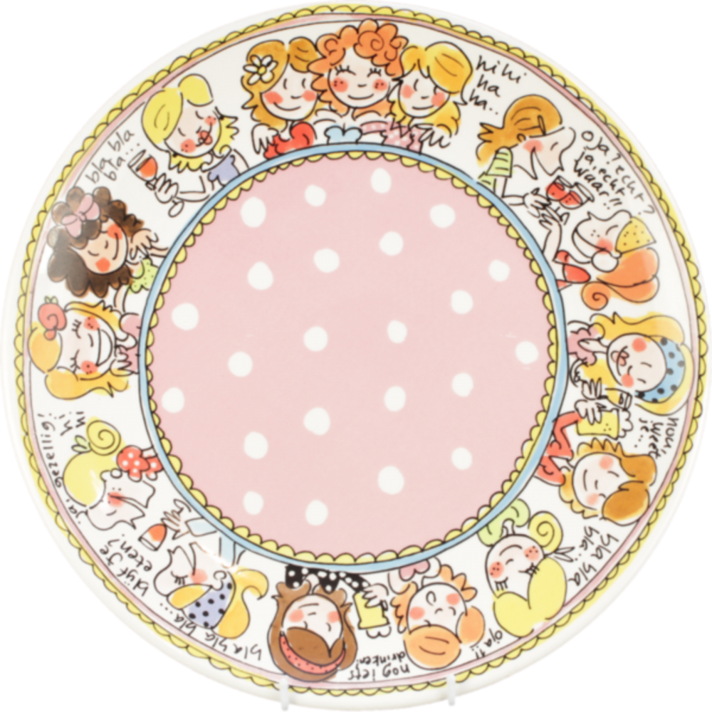 167410-BLAH-platte-schaal-even-bijkletsen1