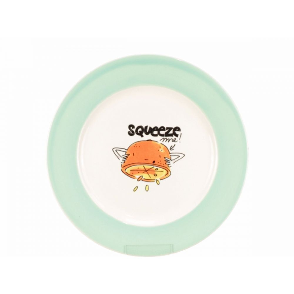 168222-BDL-ontbijtbord-groen0