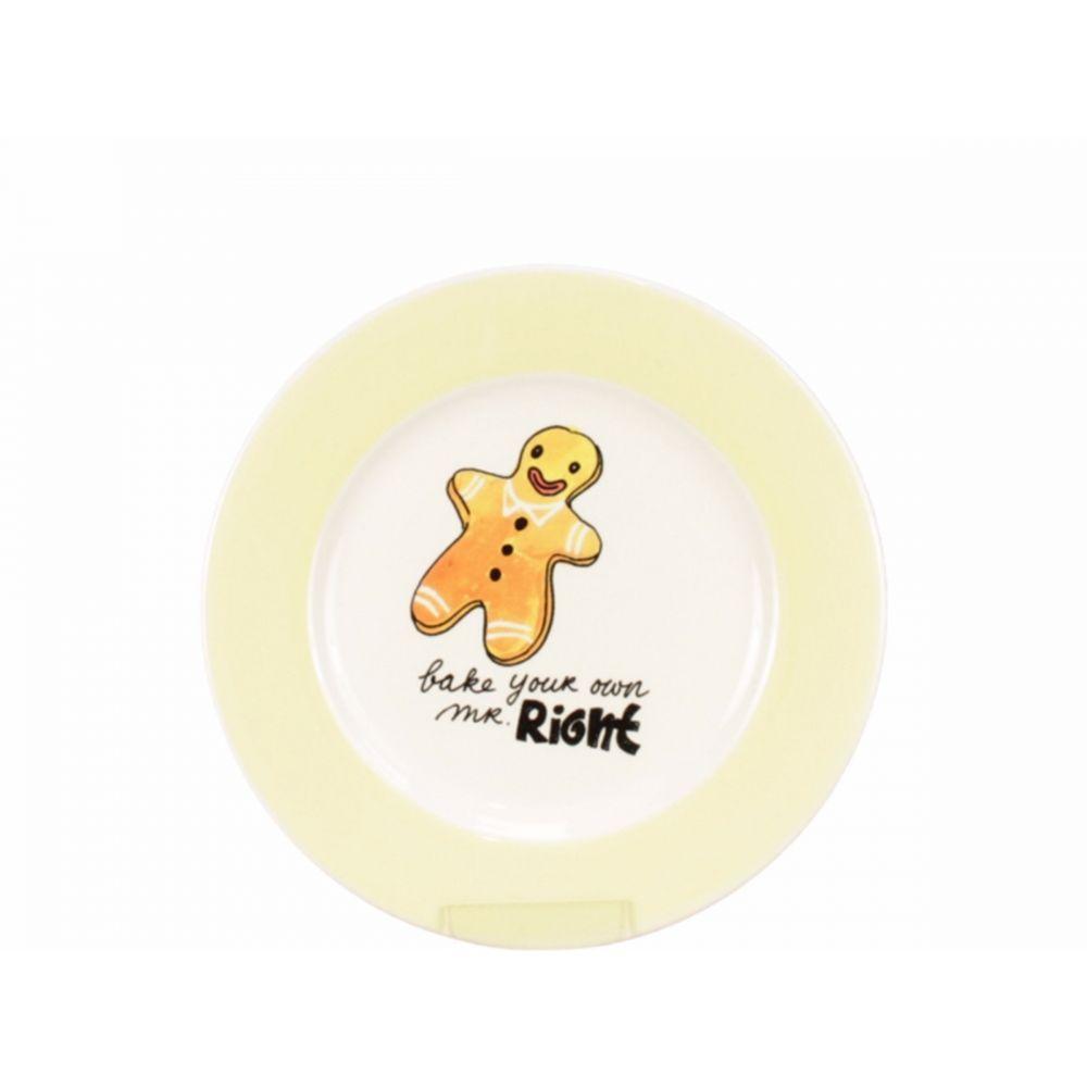 169112-BDL-gebaksbord-geel0