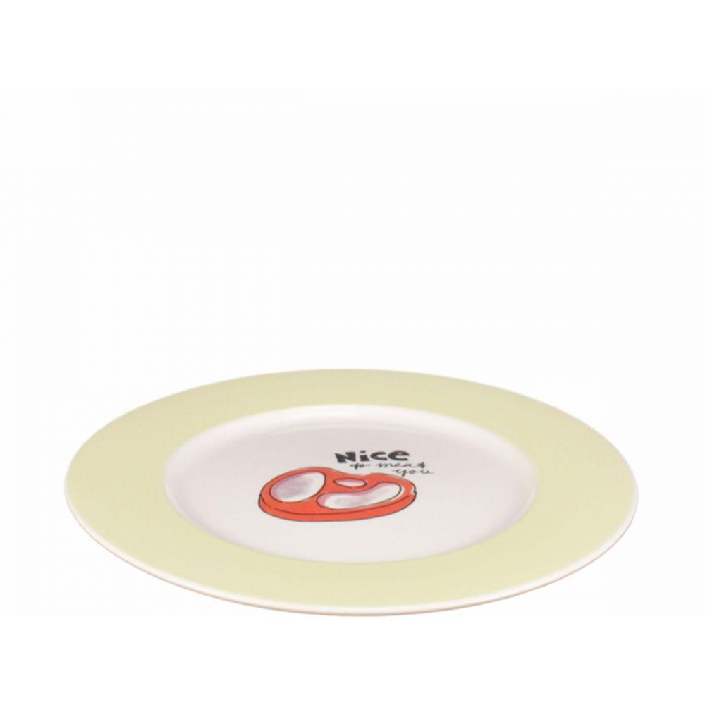 169130-BDL-dinerbord-geel0