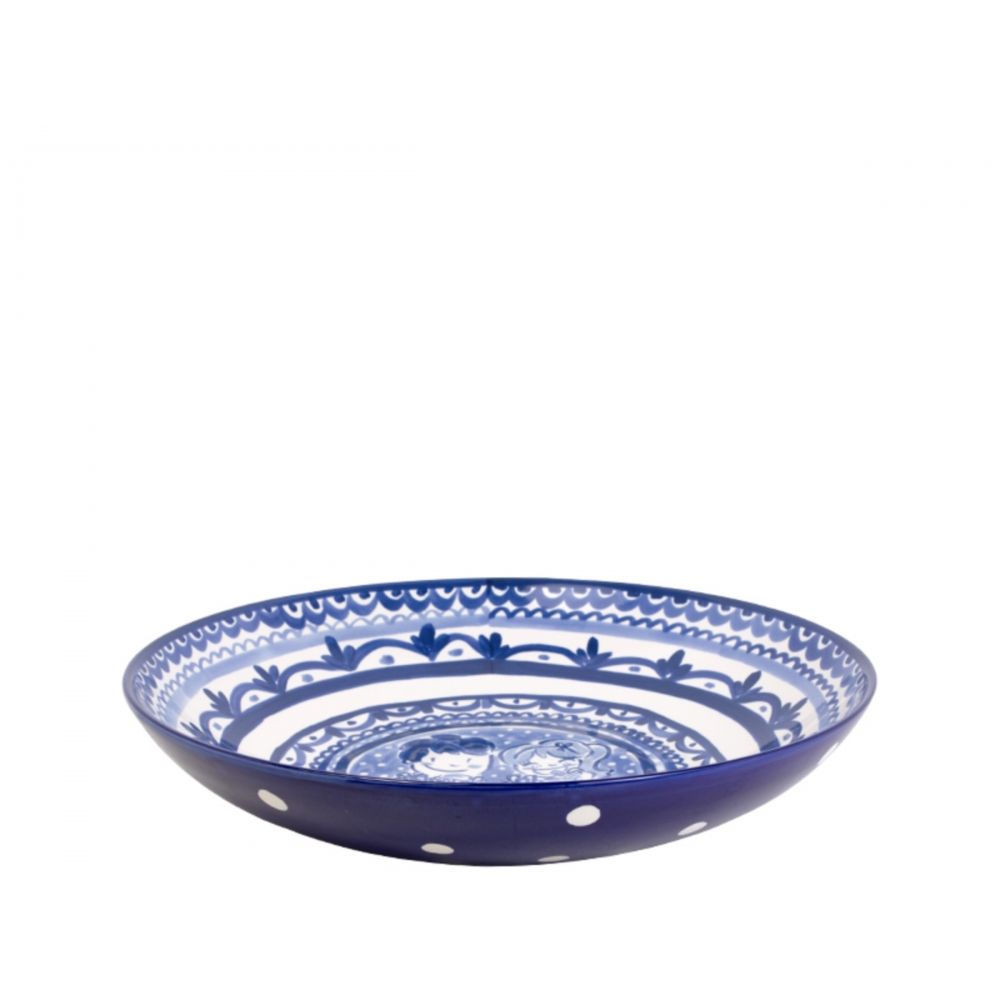 171278-DB-Diepeschaal1  sc 1 st  Blond-Amsterdam & Large bowl u0027Delfts Blondu0027 by Blond-Amsterdam