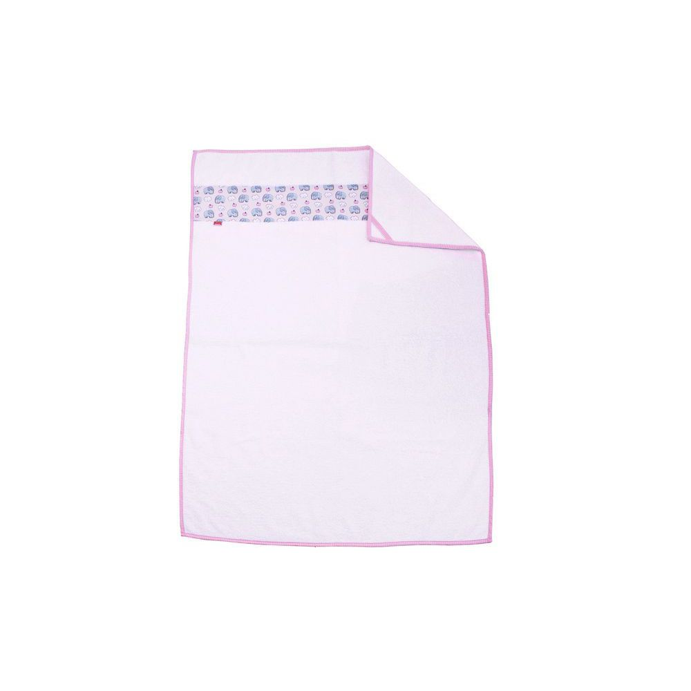 173388-LITTLE-handdoek-pink-elephant-pink0