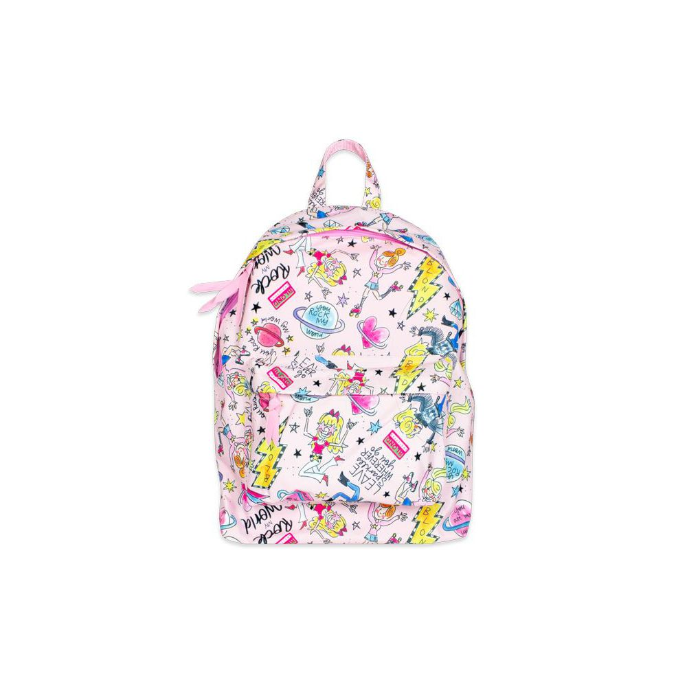 14.95.0031-SCHOOL-UNIVERSE-BLOND BACKPACK0