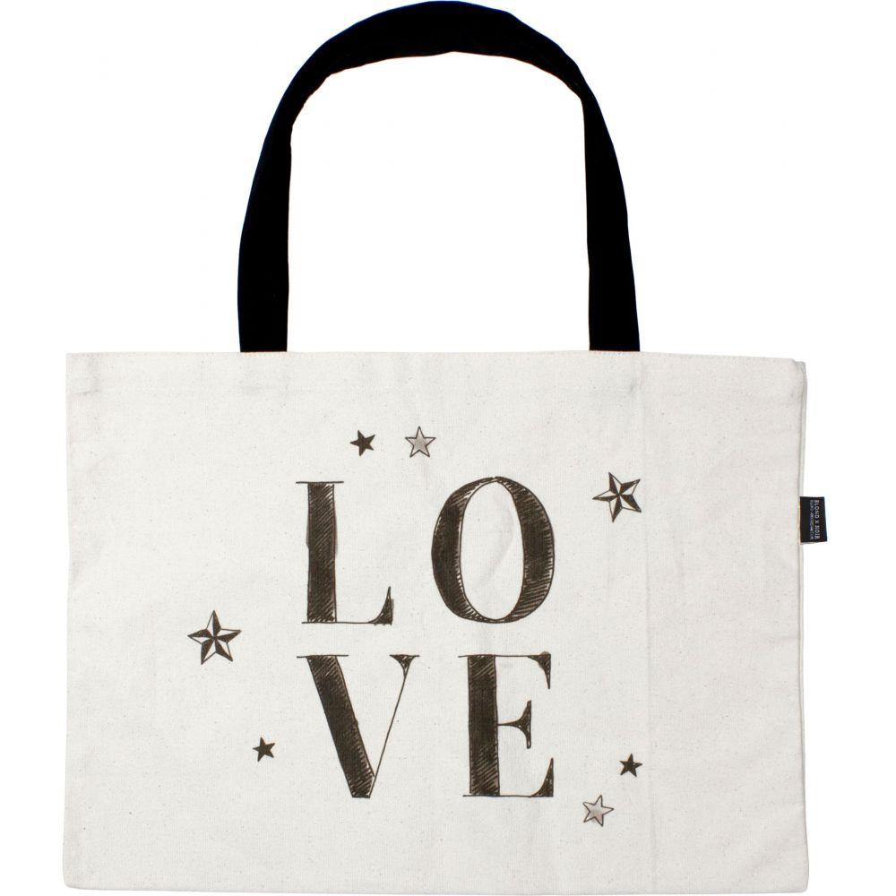 200987-BLOND NOIR-CANVAS BAG 3