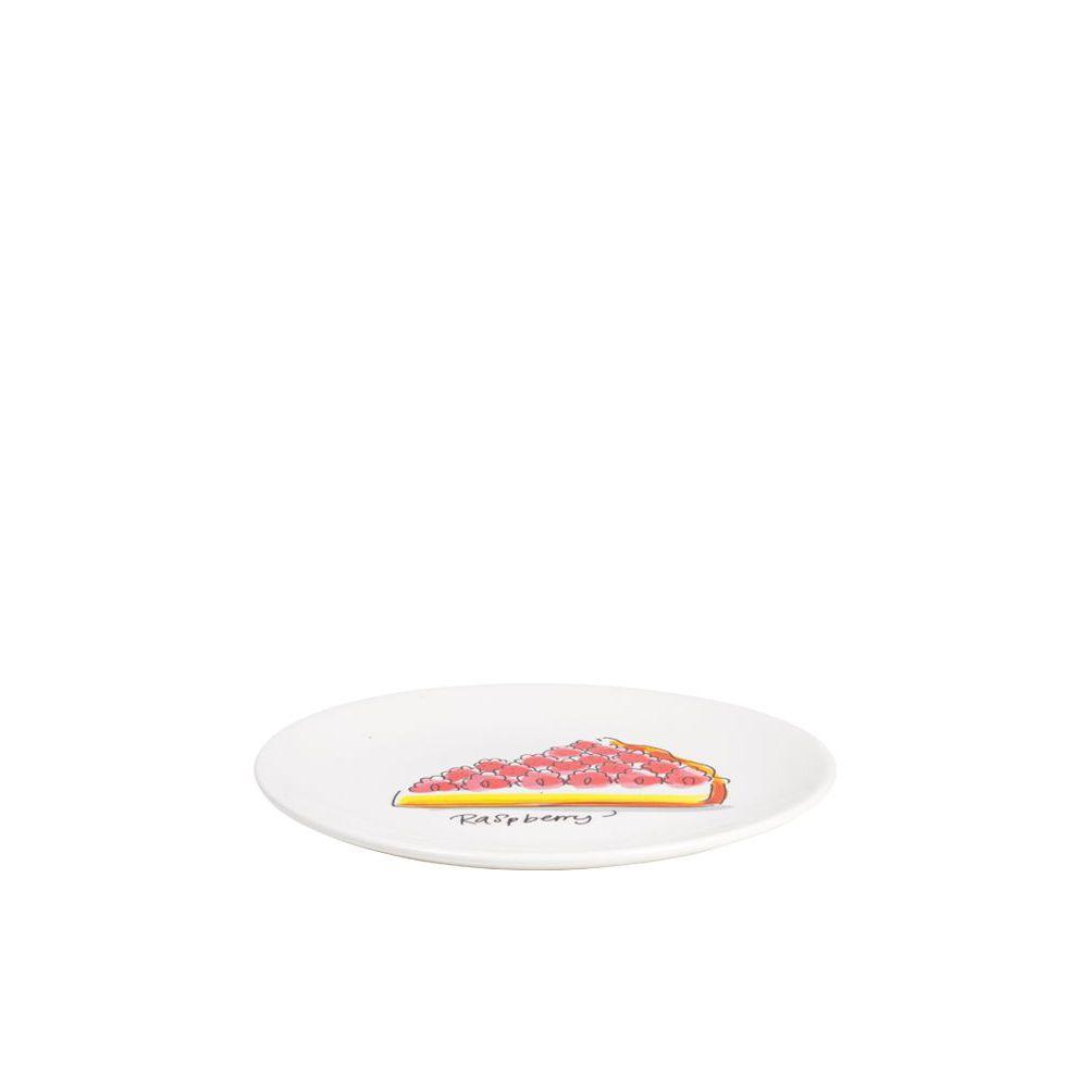 201251-SPE-CAKE PLATE 18 CM-RASPBERRY1