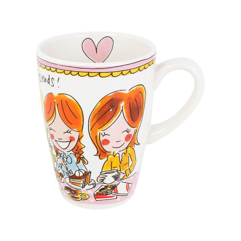 200048 mug XL pink tekst0