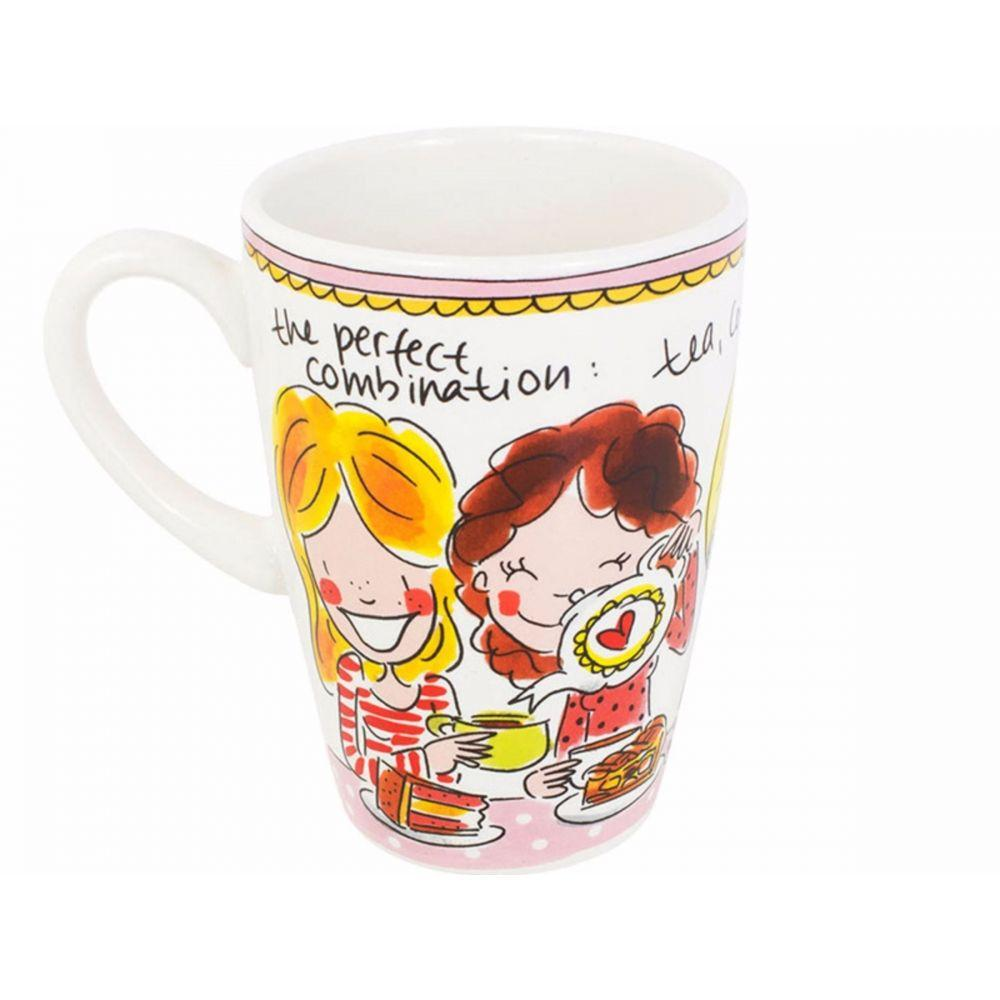 200048 mug XL pink tekst4