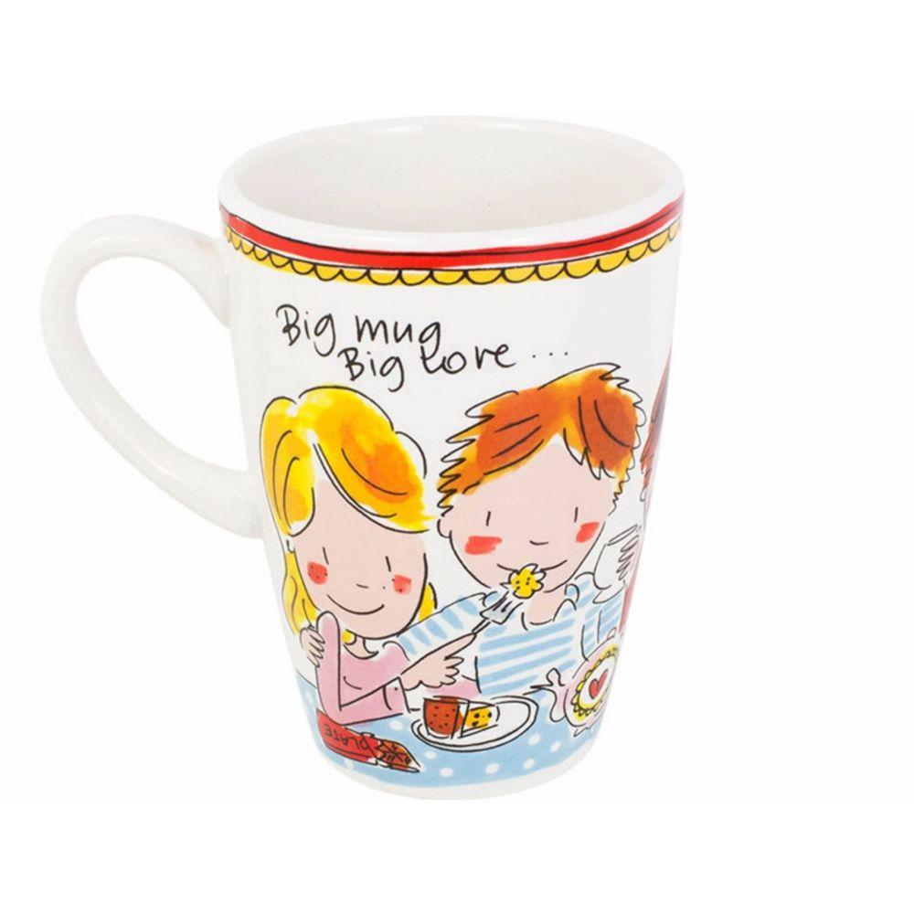 200049 mug XL red tekst2