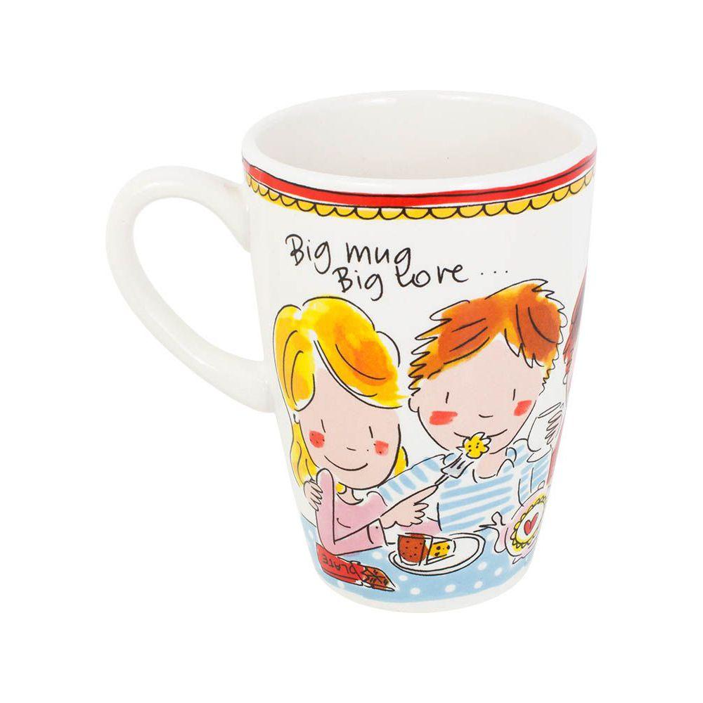 200049 mug XL red tekst2
