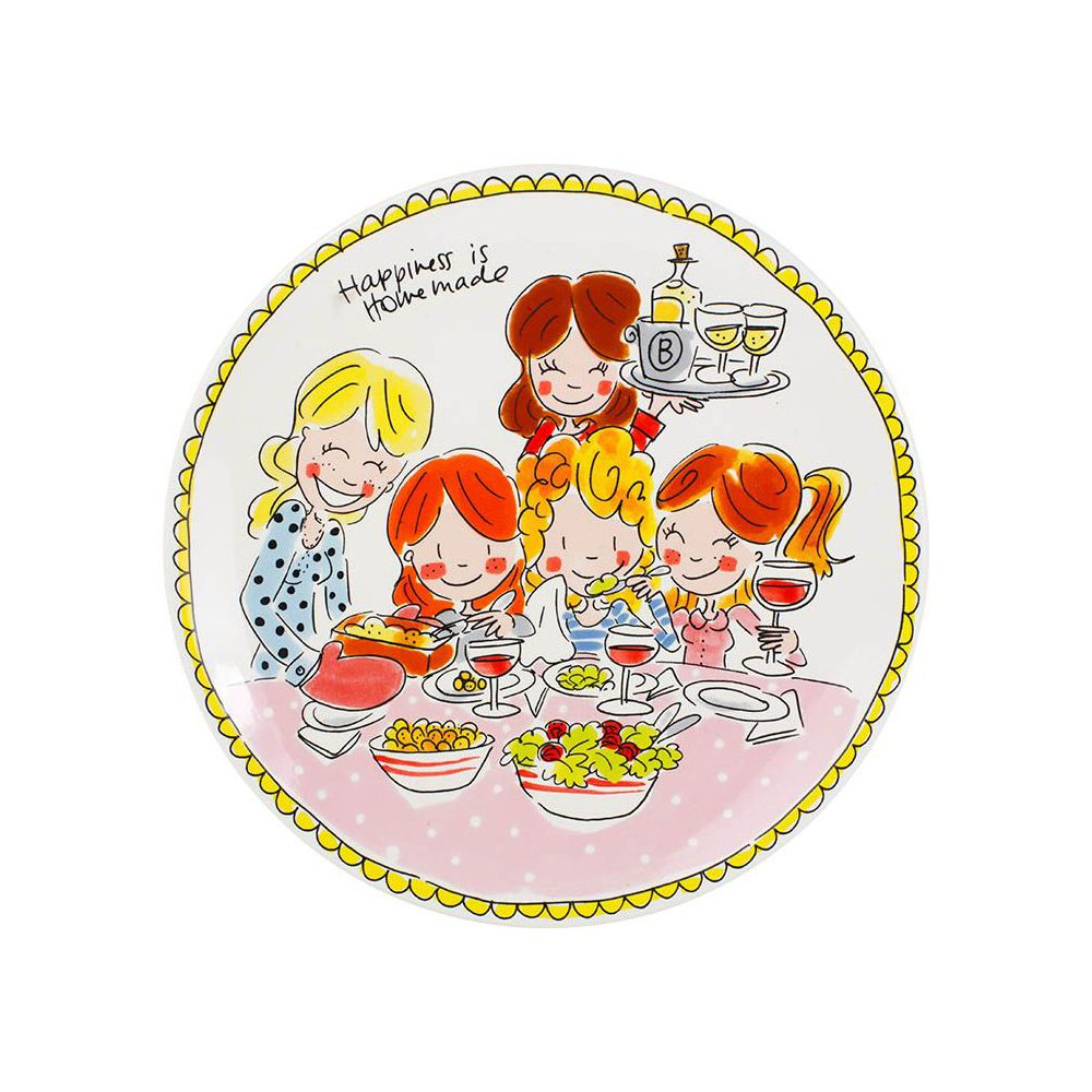200053-plate 26 cm girls0