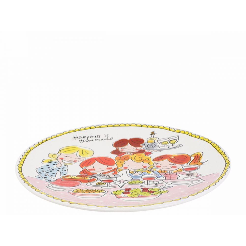 200053-plate 26 cm girls1