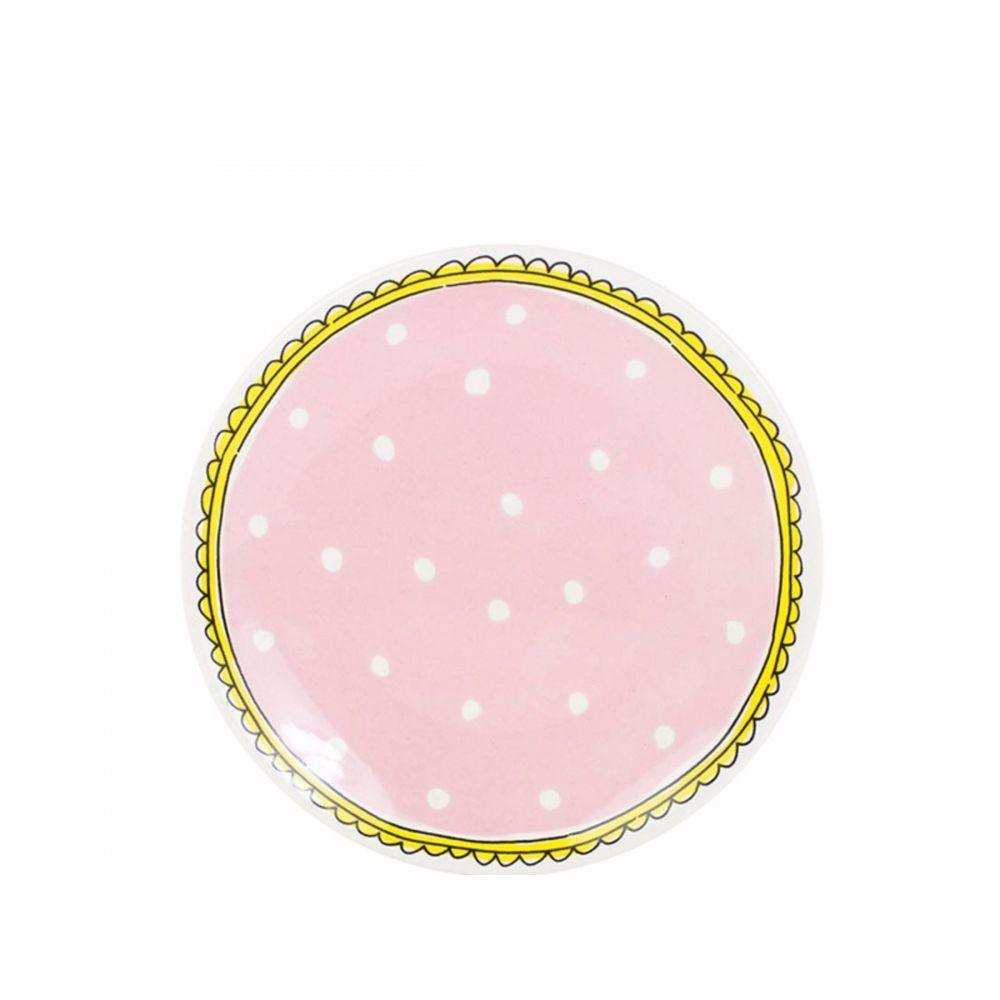 200058-plate 18 cm dot0