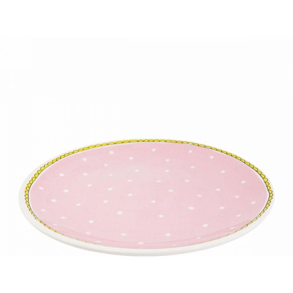 200062-plate 26 cm dot1