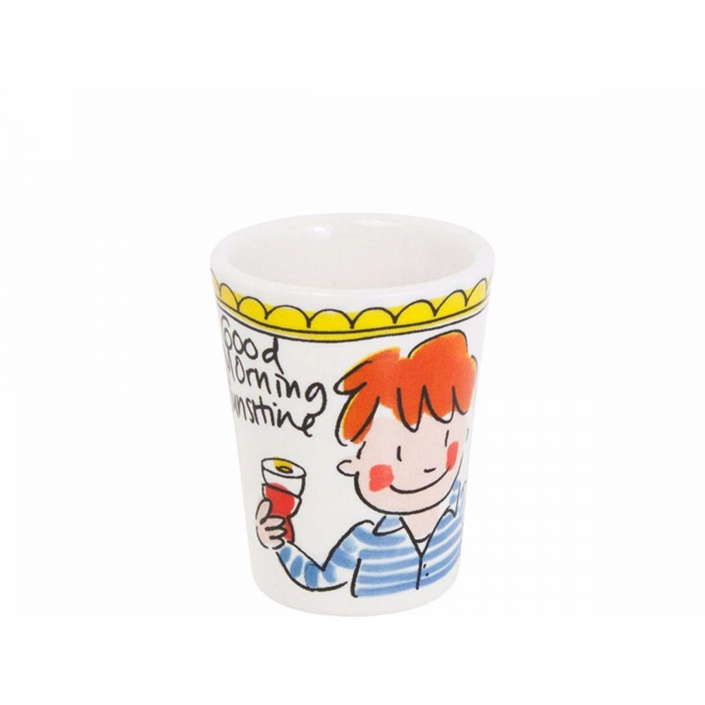 200141 egg cup good morning0