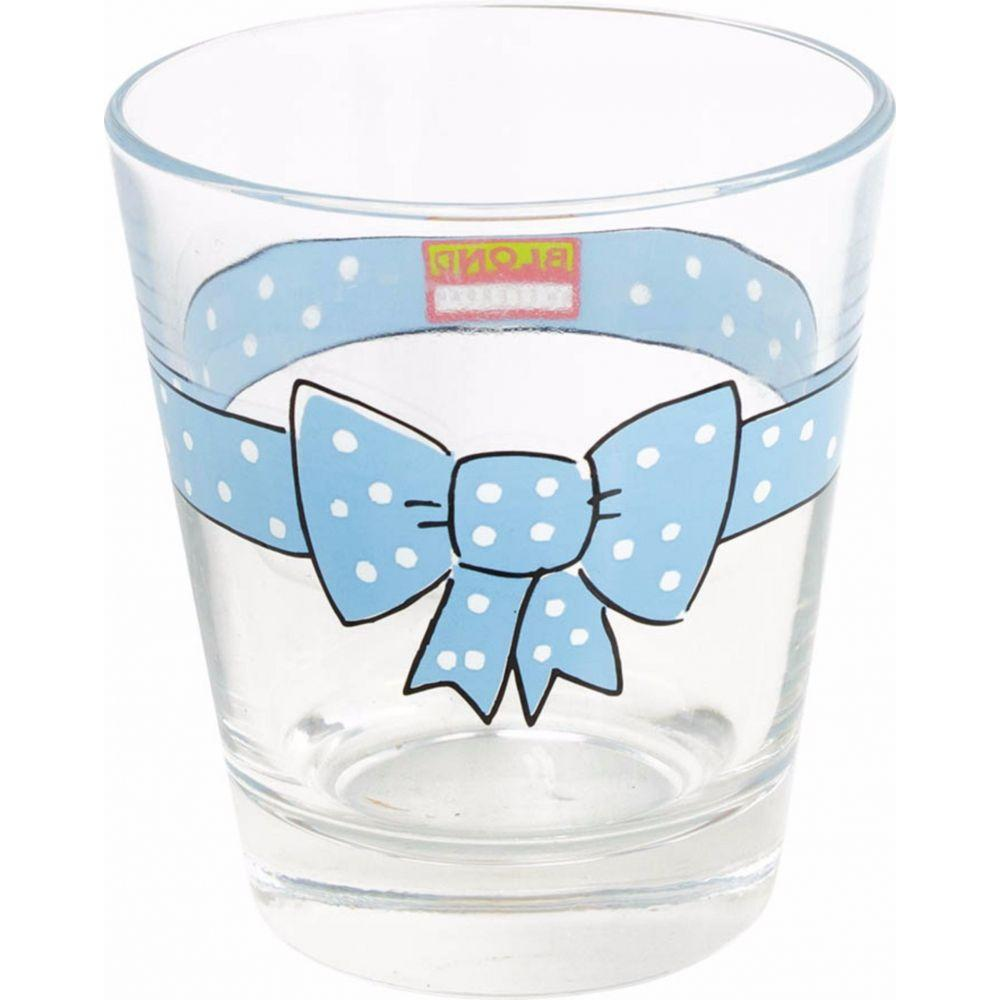 200266 glas blauw