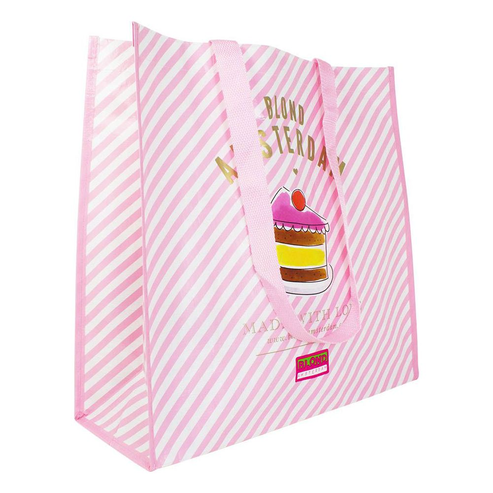 200299-SHOPPER PINK STRIPE0