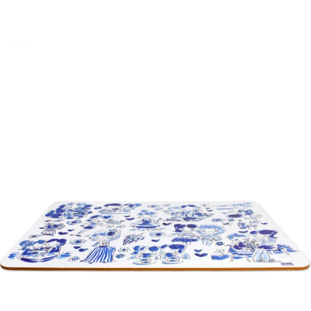 Blond Amsterdam Placemat Delfts Blond