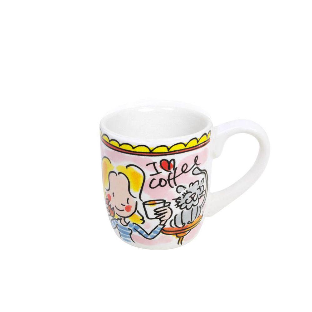 200487 Espressokopje I love coffee 50 ML