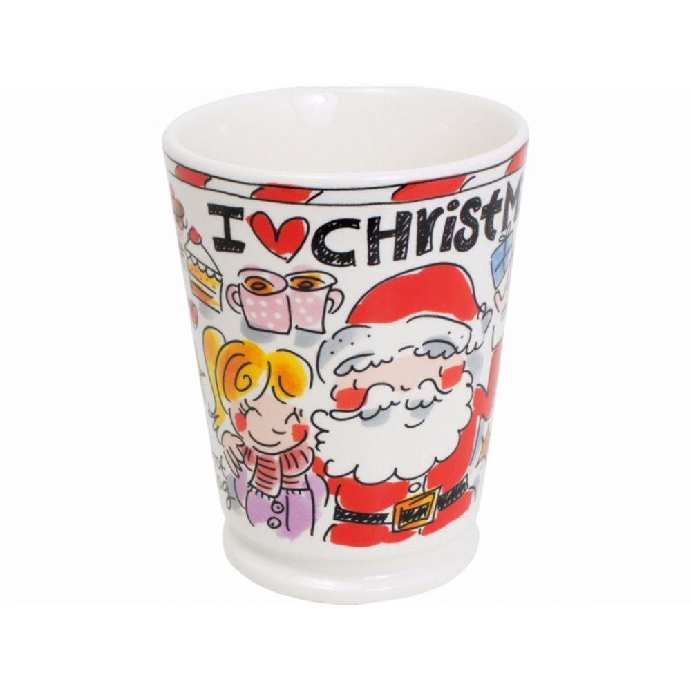 Beker Christmas Santa van Blond-Amsterdam