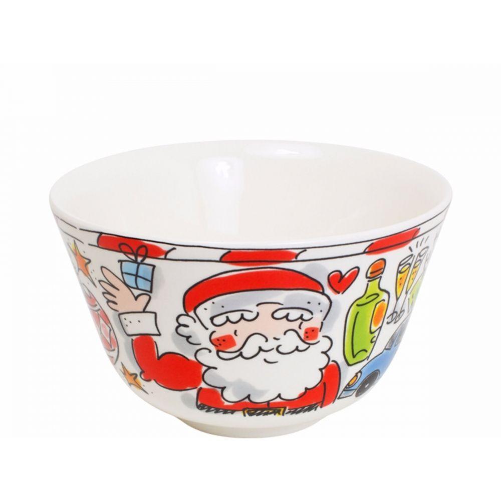 Kom Christmas Santa van Blond-Amsterdam
