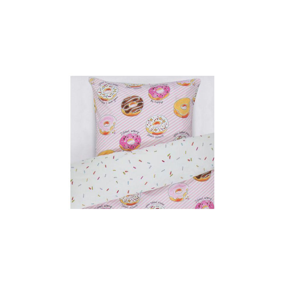 Kussensloop Donuts 60x70 cm Blond Amsterdam
