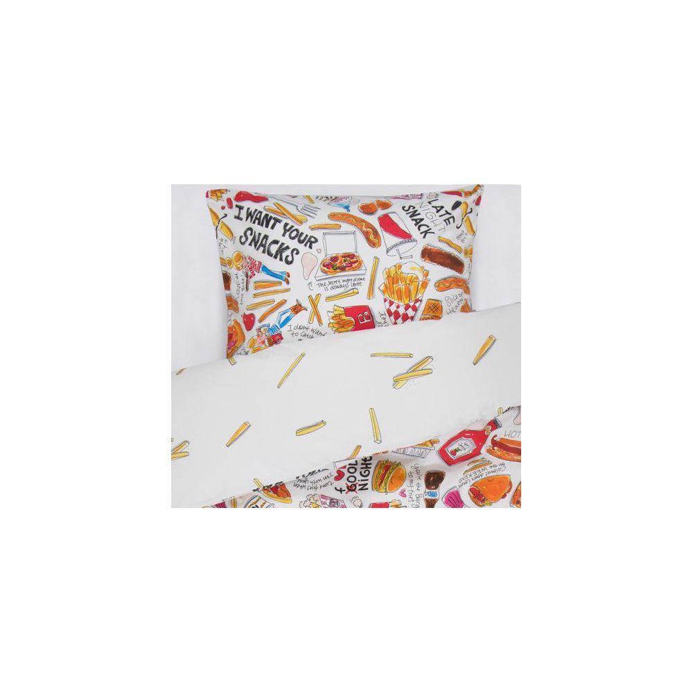 Dekbedovertrek Snack 1p set 140x200 + 60x70