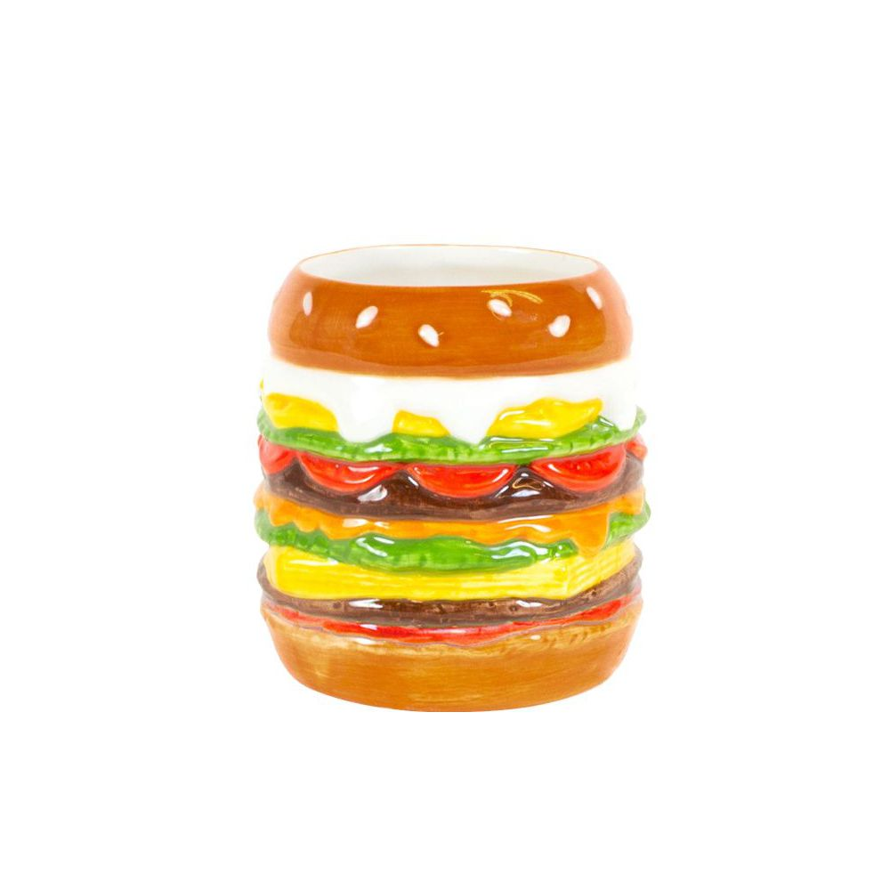 200783-SPE-SNACK HAMBURGER 3D MUG-1