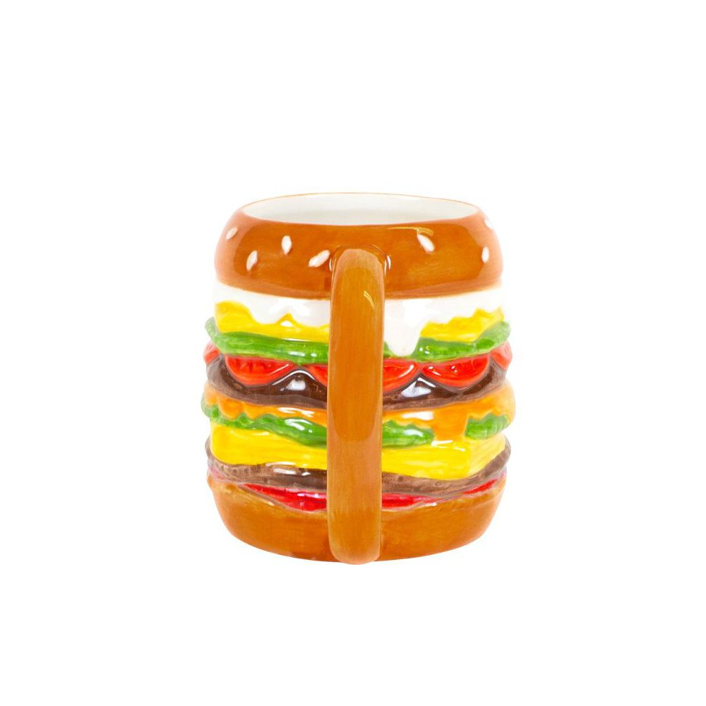 200783-SPE-SNACK HAMBURGER 3D MUG-3
