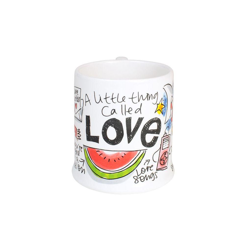 Beker Melon 0,5 L Valentijn 2019 van Blond Amsterdam