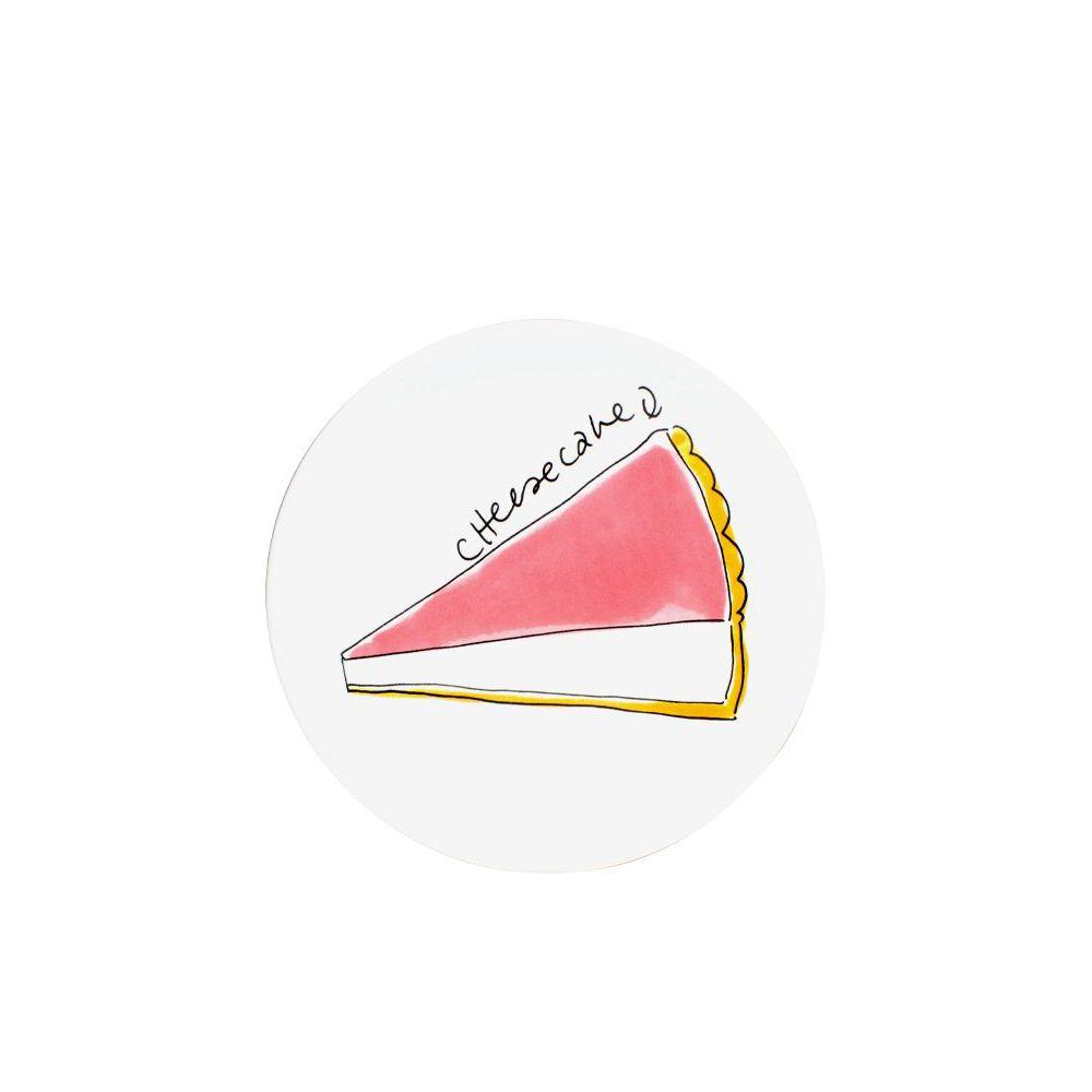200843-Taartbord ø18cm Cheesecake