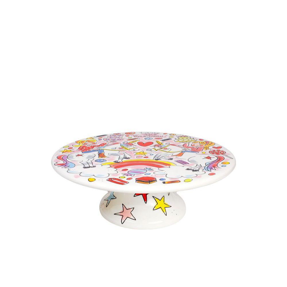 200924-UNI-cake plate-unicorn1
