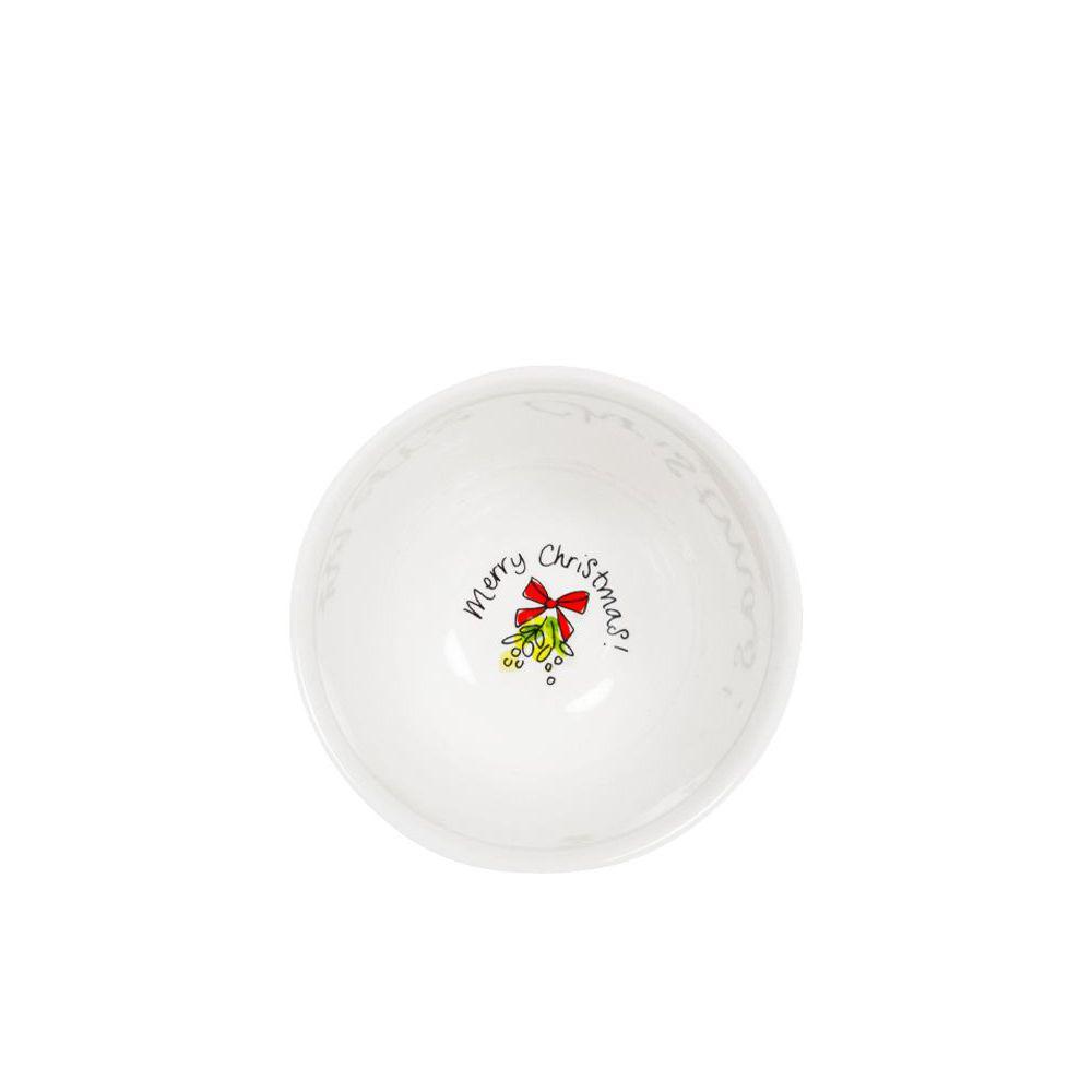 201150-SPE-CHRISTMAS BOWL 14CM-INSIDE