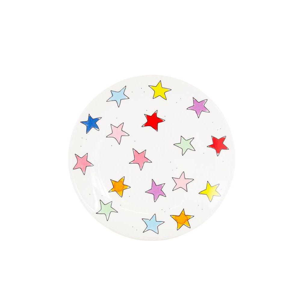 201166-EB-UNI PLATE 22 CM STAR-0