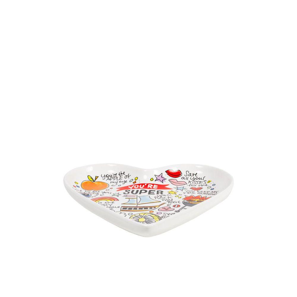 201199-SPE-HART PLATE 22CM LOVE-1