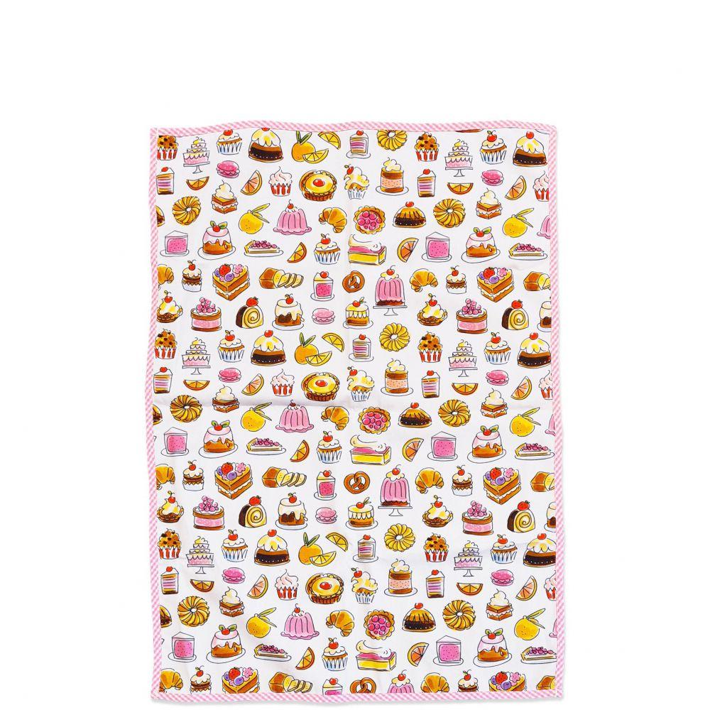 201244 EB-CAKE TEA TOWEL