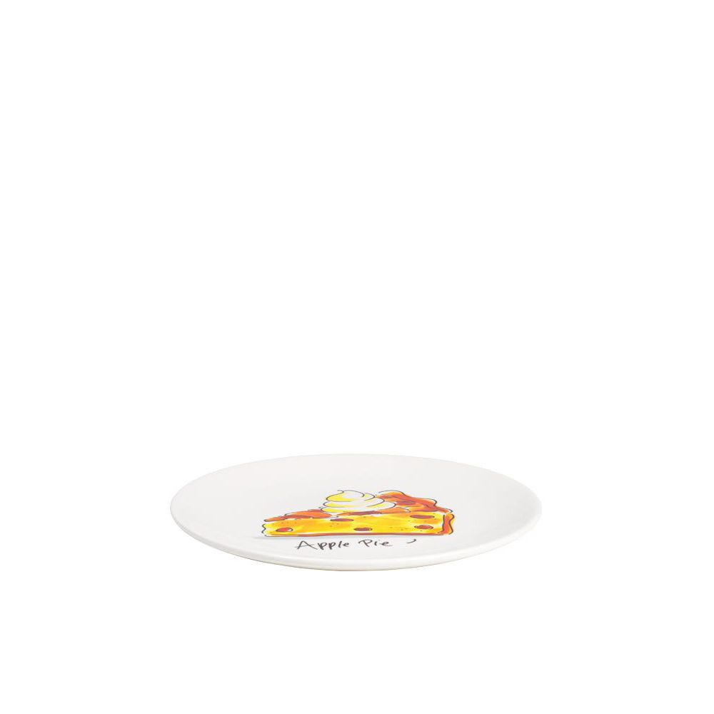 201250-SPE-CAKE PLATE 18 CM-APPLE PIE1